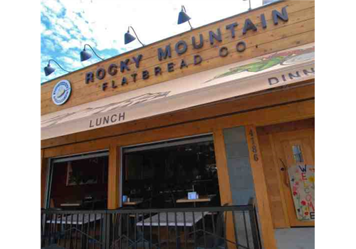 Rocky Mountain Flatbread (Main Street) Restaurant - Picture