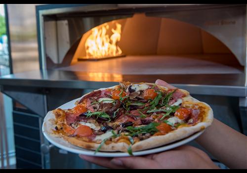 Rocky Mountain Flatbread Surrey Restaurant - Picture