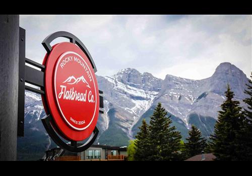 Rocky Mountain Flatbread Restaurant - Picture