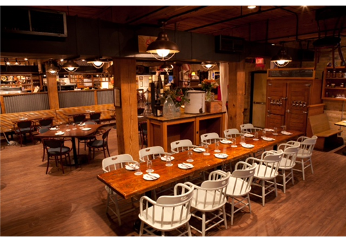 Rodneys Oyster House Restaurant - Picture