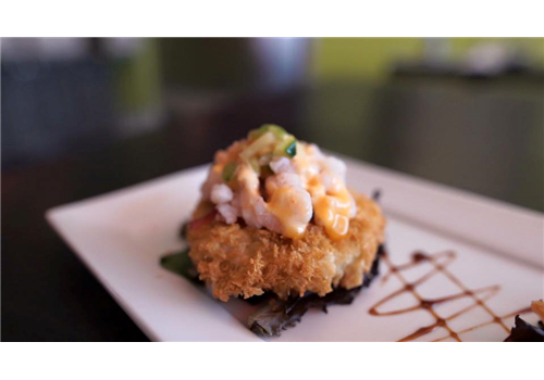 Rouge Poisson sushi lounge Restaurant - Picture