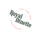 Royal Dinette Restaurant - Logo