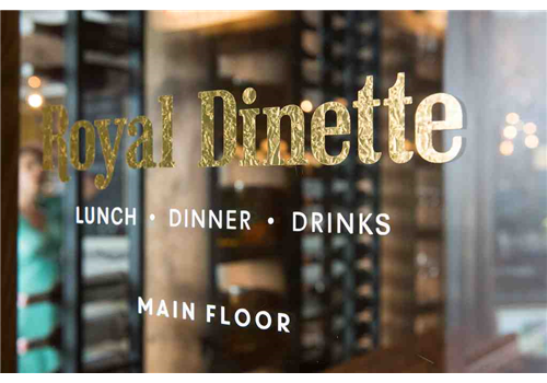 Royal Dinette Restaurant - Picture