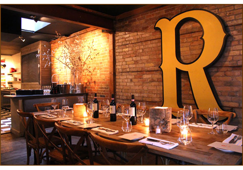 Ruby Watchco Restaurant - Picture