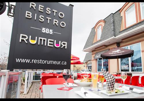 Rumeur Resto Bistro Restaurant - Picture