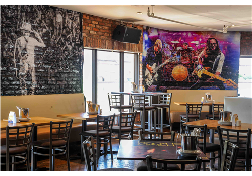 Drums N Flats Ajax Restaurant - Picture