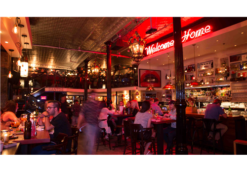 Santos Tapas Bar Restaurant - Picture