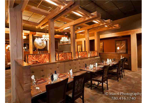 Sawmill Prime Rib & Steak House (Lloydminster) Restaurant - Picture
