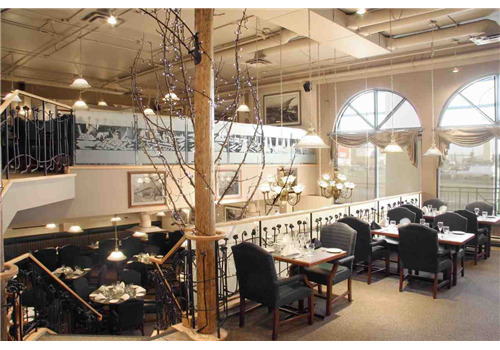 Sawmill (Terra Losa) Restaurant - Picture