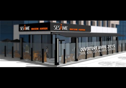 Sesame boucherville Restaurant - Picture