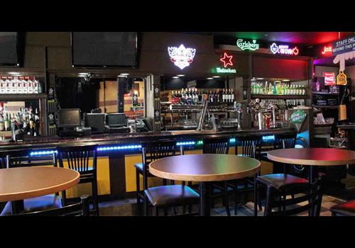 Seven44 Restaurant & Lounge Restaurant - Picture