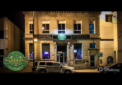 Sim's Irish Pub Joliette Restaurant - Picture