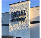 Social Eatery (Winston Churchill) Restaurant - Logo