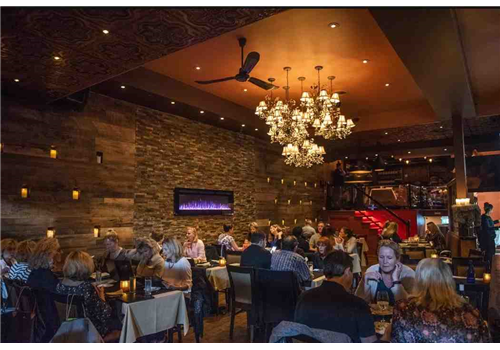 Soulas Modern Greek Cuisine Restaurant - Picture