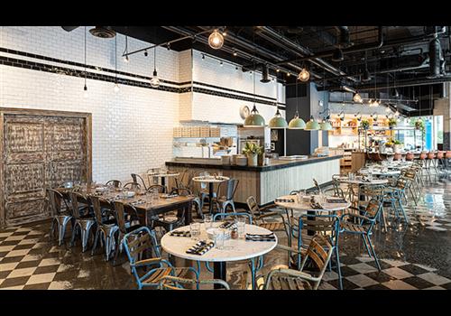 Sprezzatura Restaurant - Picture