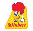 St-Hubert - Bouvier Restaurant - Logo