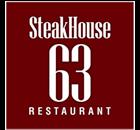 Steakhouse63 Restaurant Restaurant - Logo