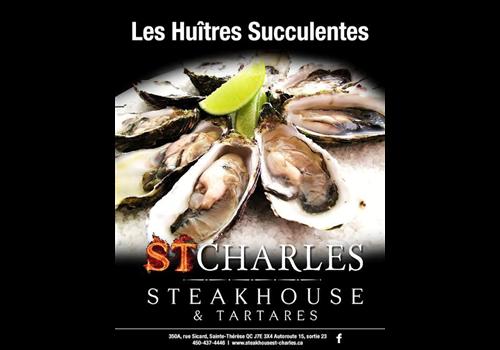 Steakhouse St-Charles Restaurant - Picture