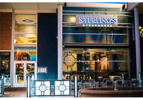 Sterlings Steakhouse Restaurant - Picture