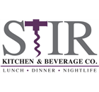 STIR Kitchen & Beverage Co. Restaurant - Logo