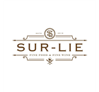 Sur-Lie Fine Food & Wine Restaurant - Logo