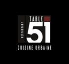 Table 51 Restaurant - Logo