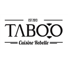 TABOO Cuisine Rebelle Restaurant - Logo