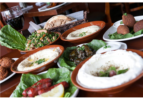 Tabule middle eastern cuisine queen leslieville for Cuisine qweenie