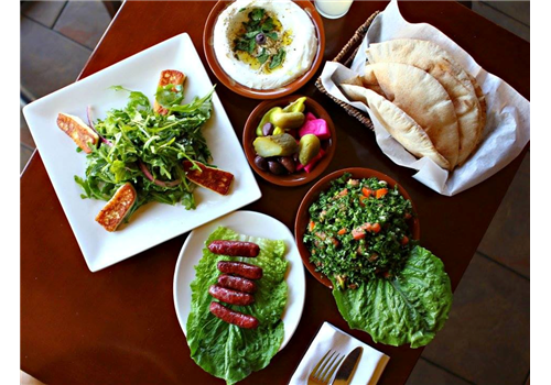 Tabule Middle Eastern Cuisine - Yonge Restaurant - Picture