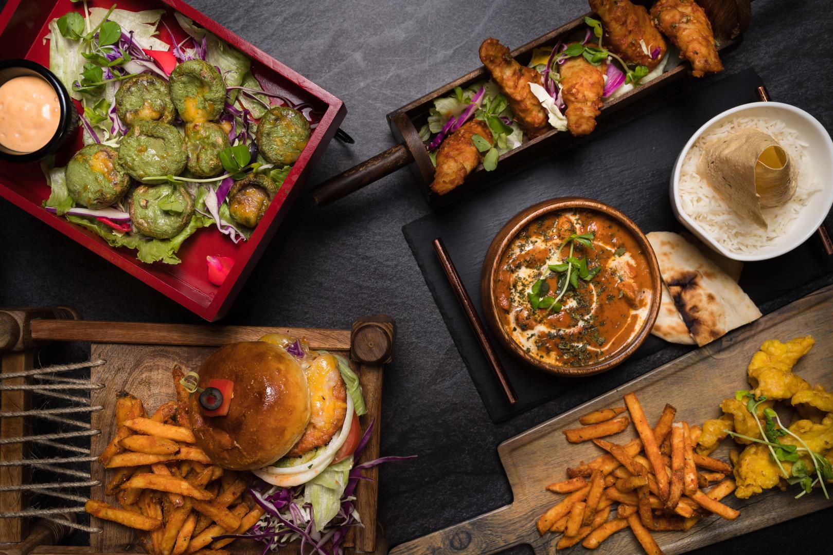 Tamasha Indian Resto-Bar Restaurant - Picture