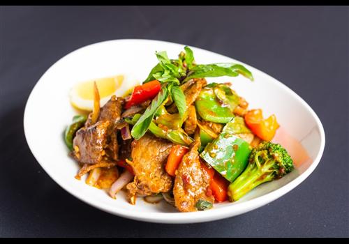 Thai Room - Bloor West Restaurant - Picture