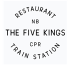 The 5 Kings Restaurant - Logo