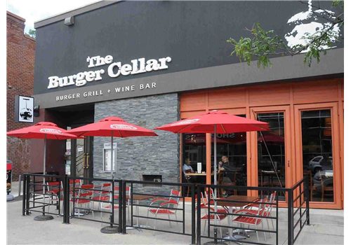 The Burger Cellar Restaurant - Picture