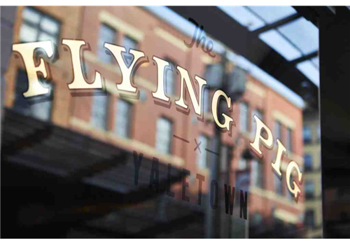 The Flying Pig Yaletown Restaurant - Picture