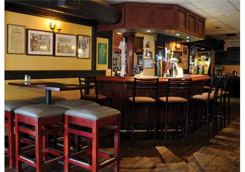 The Galway Arms Restaurant - Picture