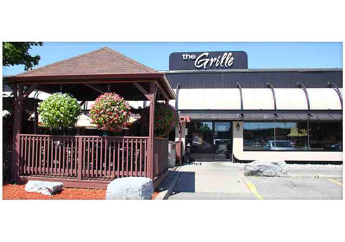 The Grille Restaurant & Bar Restaurant - Picture