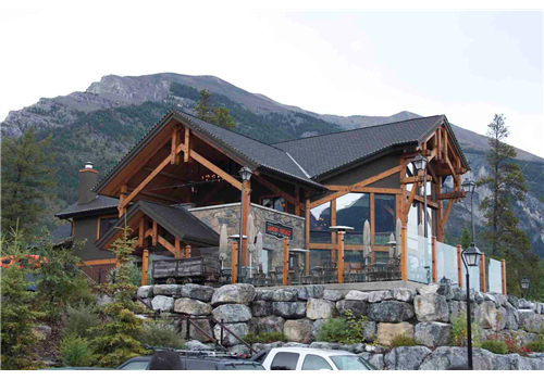 The Iron Goat Restaurant - Picture