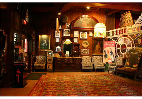 The Old Spaghetti Factory Restaurant - Picture