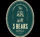 Three Bears Brewery and Restaurant Restaurant - Logo