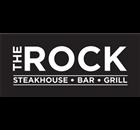 The Rock Steakhouse Bar & Grill Restaurant - Logo