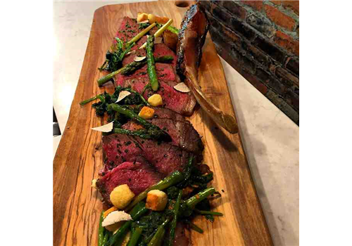 Thoroughbred Restaurant - Picture
