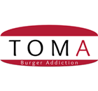 TOMA Burger Addiction Restaurant - Logo