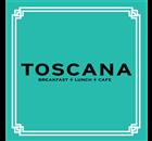 Toscana Breakfast + Lunch + Cafe Restaurant - Logo