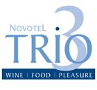 Trio Restaurant & Bar Restaurant - Logo