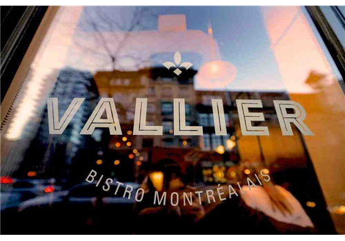 Vallier Bistro Restaurant - Picture