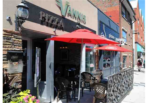 Vannis Pizza Grill & Wine Restaurant - Picture