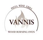 Vannis Pizza Grill & Wine Restaurant - Logo