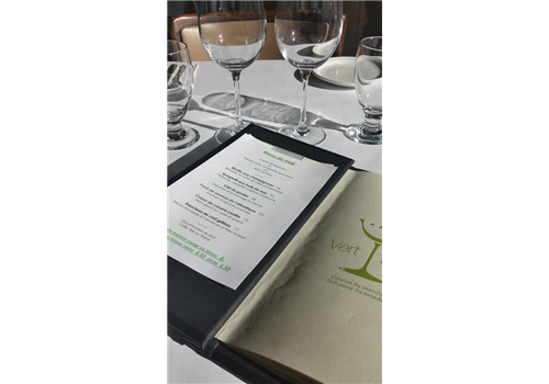 Vert Lime Restaurant - Picture