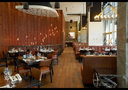ZIBO!  Centre-Ville Restaurant - Picture