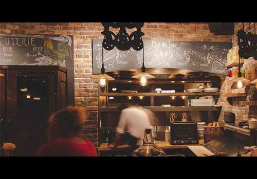 Vis-à-Vis Restaurant - Picture